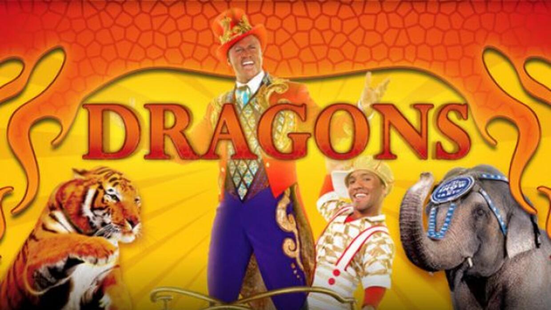 Llega a Miami el circo de Ringling Brothers and Barnum and Bailey desde...