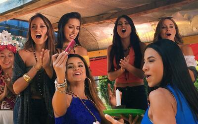 Las chicas de NBL se divirtieron como nunca en Xochimilco