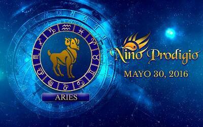 Niño Prodigio - Aries 30 de mayo, 2016