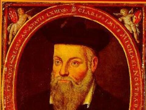 Nostradamus fue un profecta que vivió en el siglo XVI, y que grac...