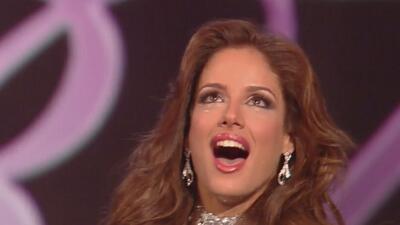 Aleyda Ortiz va para la final de Nuestra Belleza Latina