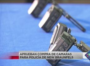 Oficiales de New Braunfels contarán con cámaras