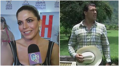 ¿Por qué África Zavala no quiere reconocer su romance con Eduardo Yáñez?