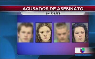 En corte acusada de doble homicidio en Joliet