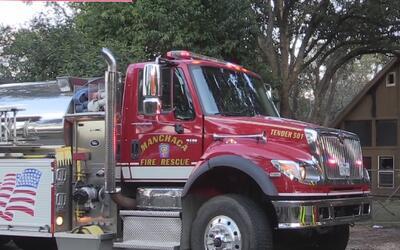 Hombre de 71 años resultó lesionado tras incendio en su residencia