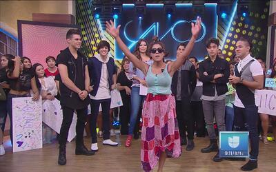 Ricky Martin ya tiene competencia: Mela asegura ser el ángel de CNCO