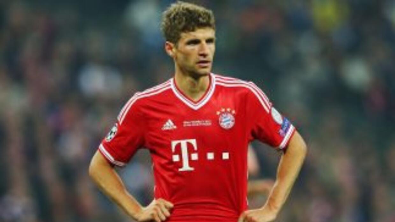 Müller espera que la llegada de Guardiola al Bayern le permita al equipo...