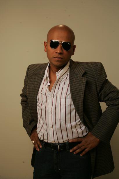 Ramses Ramos es el Pelambre, un incondicional de Marcial y admirador de...