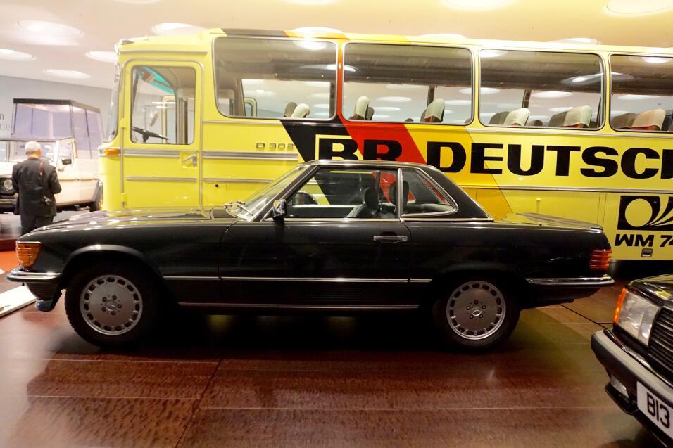 Mercedes-Benz 500 SL 1988