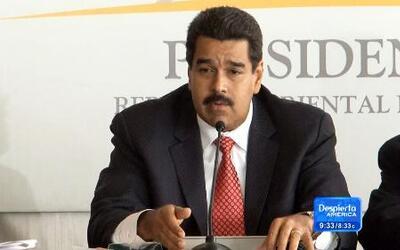 Los gastos millonarios de Nicolás Maduro, presidente de Venezuela