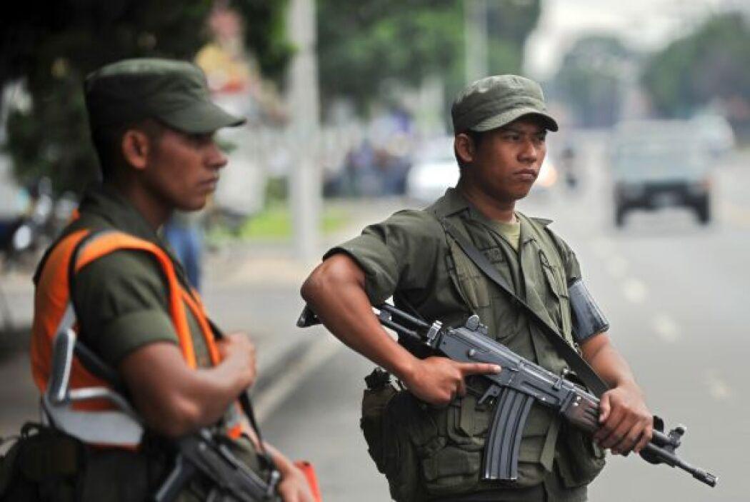 Las autoridades mexicanas han reforzado la seguridad en varios estados d...