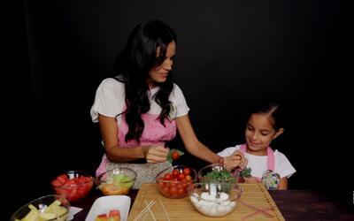 Los beneficios de comer frutas y verduras