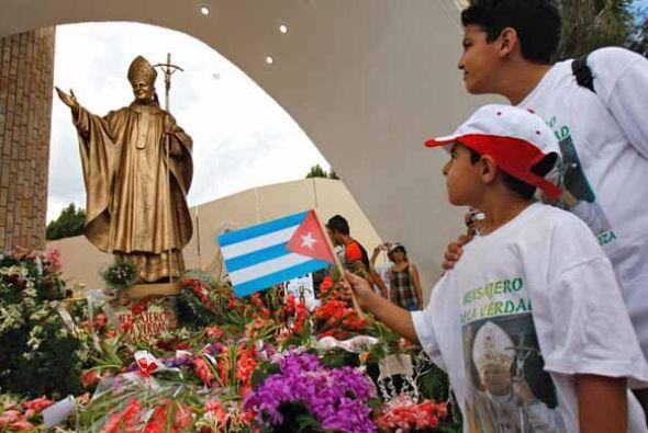 Países latinoamericános visitados por el Papa:Nicaragua (m...