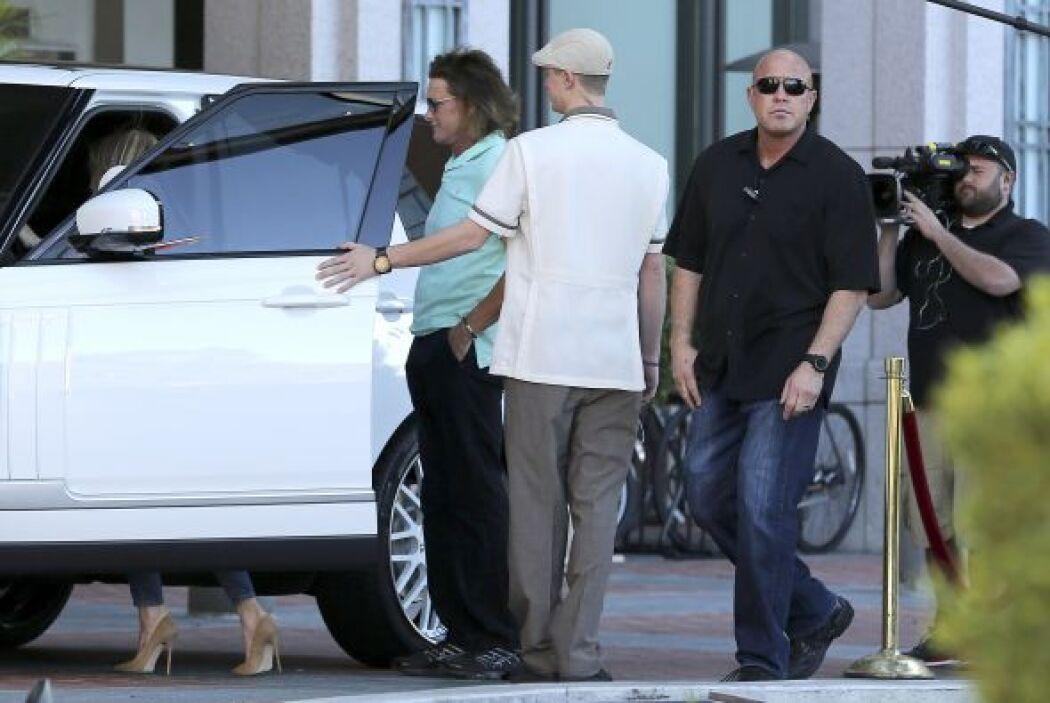 Kris Jenner, su aún esposa, desmintió tal información y tildó de ridícul...