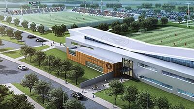 Instalaciones del Atlanta United FC