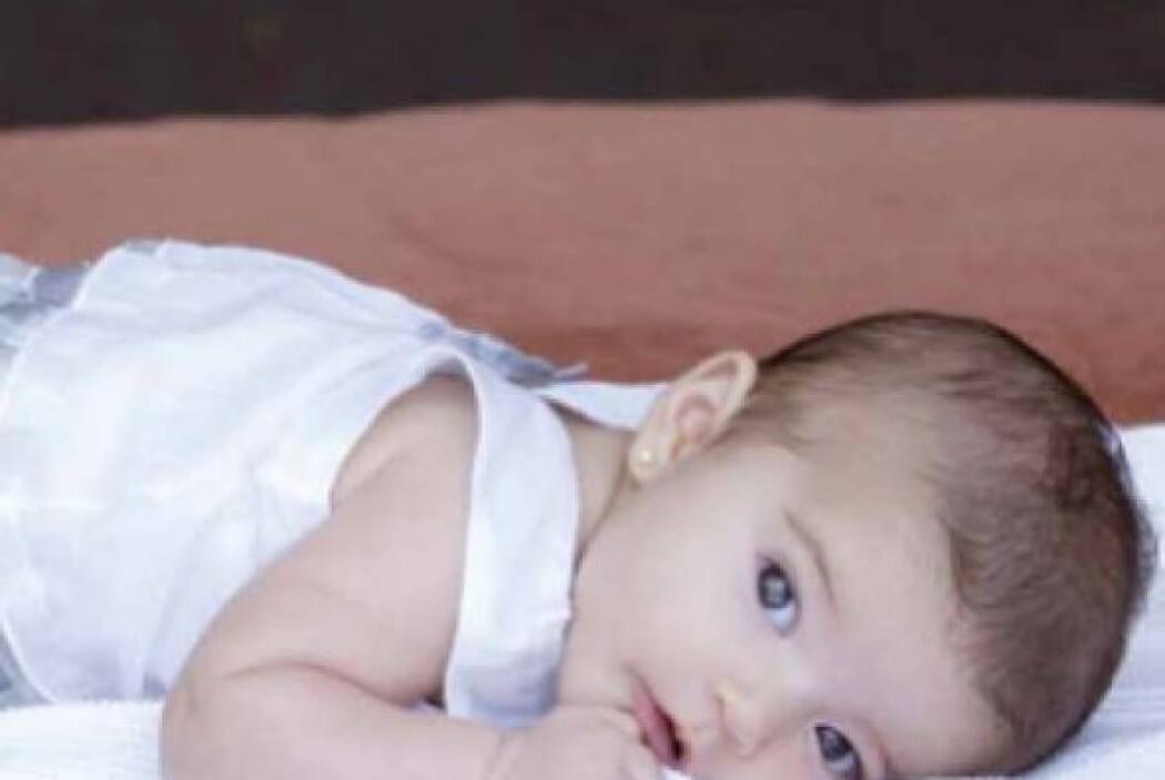 Lola Ponce compartió con sus seguidores una imagen de su hermosa Erin. S...