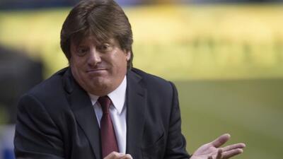 El 'Piojo' no quiere arriesgar rumbo al Mundial de Brasil.
