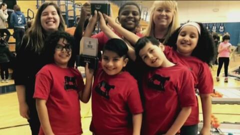 Niños hispanos le hicieron frente a unos comentarios discriminatorias y...