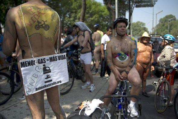 Pidieron también que se deje de usar combustibles dañinos...