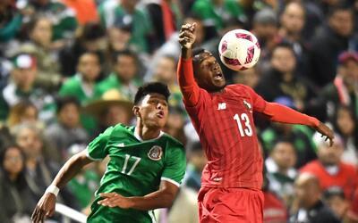 Murillo cree que sus actuaciones con Panamá le ayudaron a llegar...