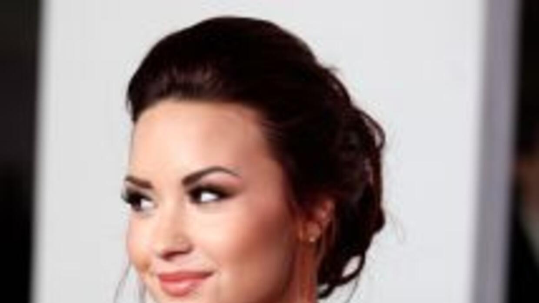 Tanto 'twerking' tiene cansada a Demi Lovato. A través de su cuenta ofic...