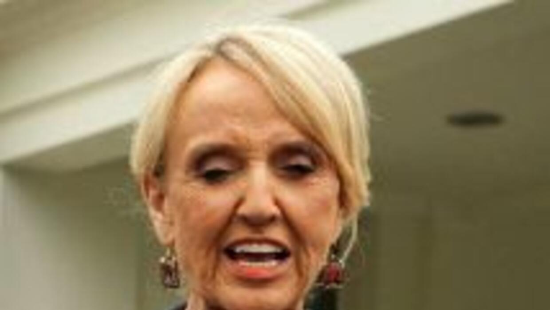 Sin embargo la gobernadora Brewer no ha cedido ante las peticiones y las...