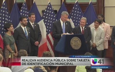 Firmarán medida de identificación municipal