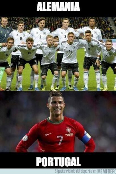 Aunque todo mundo pensaba que sería algo así. Todo sobre el Mundial de B...