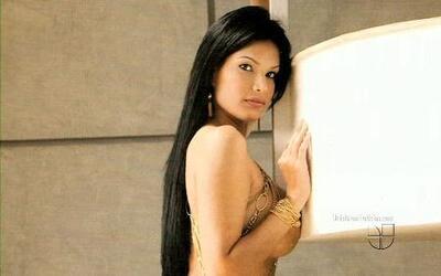 Reina de belleza es acusada de estar vinculada a narcotraficante colombiano