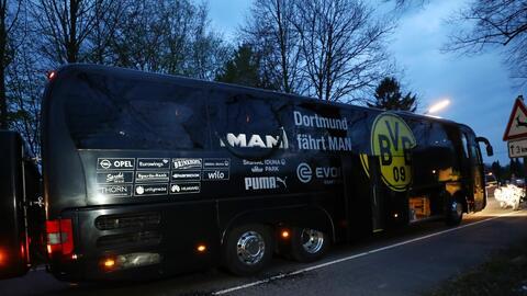 Cancelan un juego de fútbol en Alemania por la explosión de un artefacto...