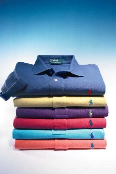 Y si prefiere algo más conservador, unas camisas de algodó...