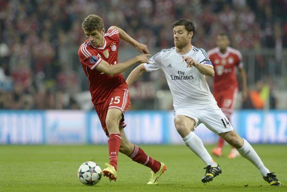 Müller (3): En la media punta, como la única novedad del onc...