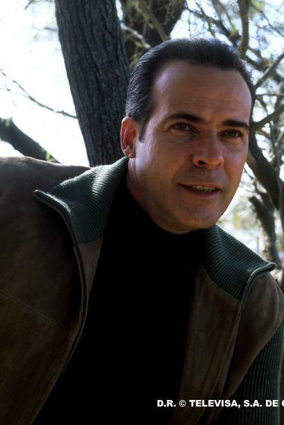 """César Évora estuvo en """"Entre El Amor y El Odio""""."""