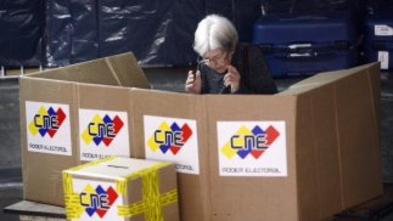 El 14 de abril los venezolanos regresarán a las urnas para elegir al suc...
