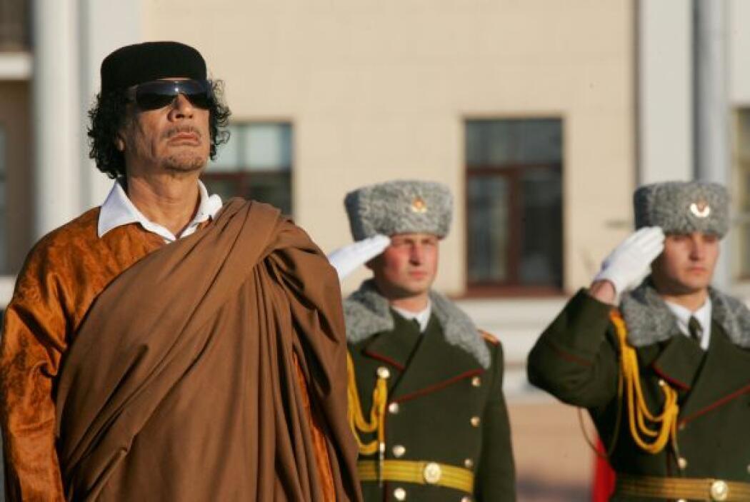 Fue tanto el dinero que llegó a tener Libia que Bernard Madoff se acercó...