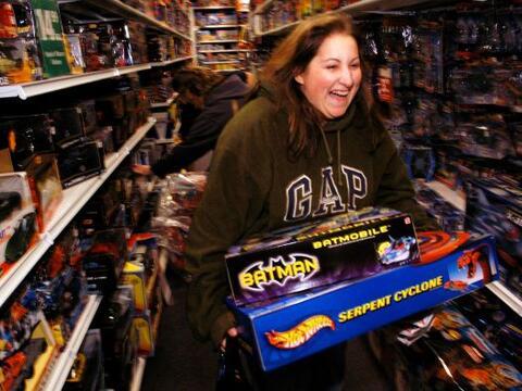 Decir Viernes Negro es sinónimo de compras frenéticas: los consumidores...