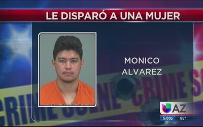 Arrestan a sospechoso de dispararle a una mujer en Casa Grande