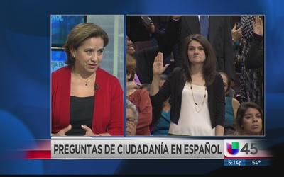 Prepárate para la ciudadanía en español