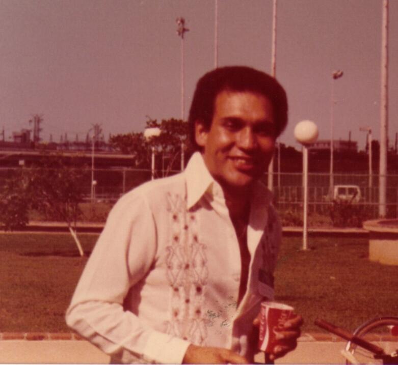 Carlos Figueroa Primer director de WKAQ  Radio en el formato de noticia...