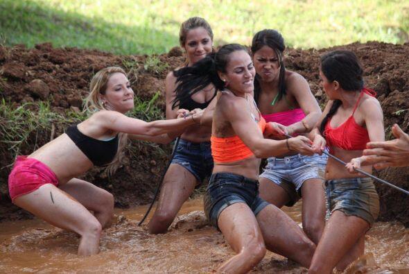 Las chicas de Julián quedaron advertidas que no son precisamente...