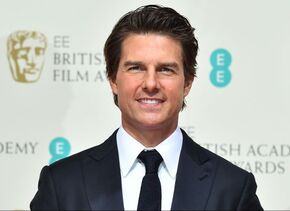 Tom Cruise cuida mucho su alimentación.