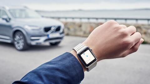 Volvo On Call es la app e la automotriz de Suecia que también cu...