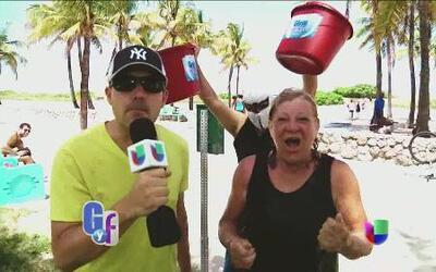 El Verdadómetro callejero: ¿Se mojaron o se salvaron?