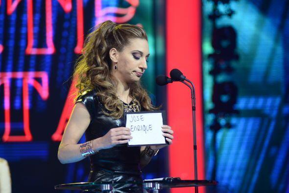 Ella perdió, al recibir cuatro votos de sus compañeros de equipo.