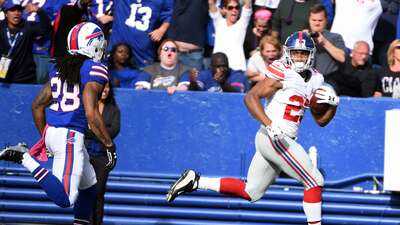 Highlights Temporada 2015 S4: New York Giants 24-10 Buffalo Bills