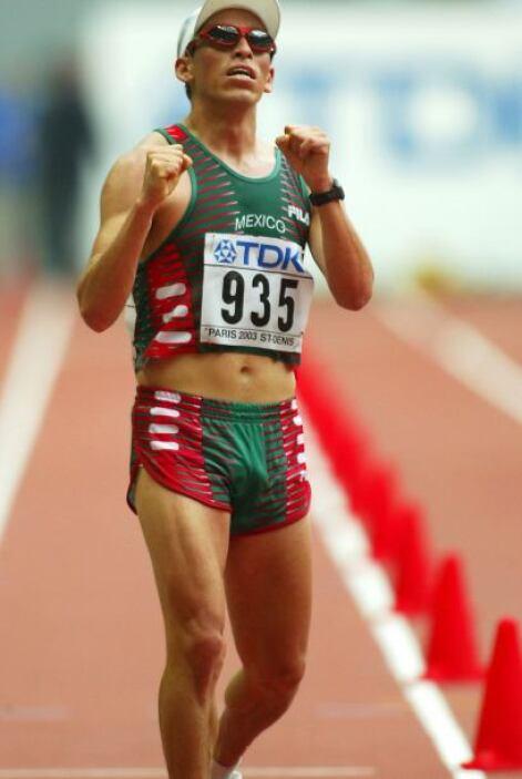 De origen humilde, el apodado 'Chivo' también ganó la medalla de oro en...