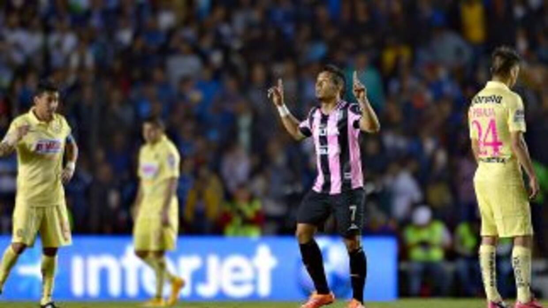 Camilo Sanvezzo fue el mejor hombre del partido.