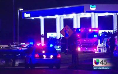 Oficial muerto en enfrentamiento en Harris