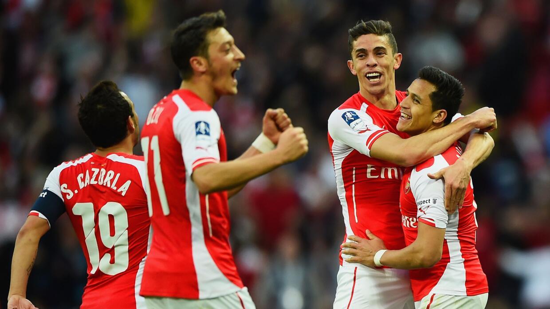 Alexis, Ozil, Gabriel y Cazorla enfrentarán a las estrellas de MLS
