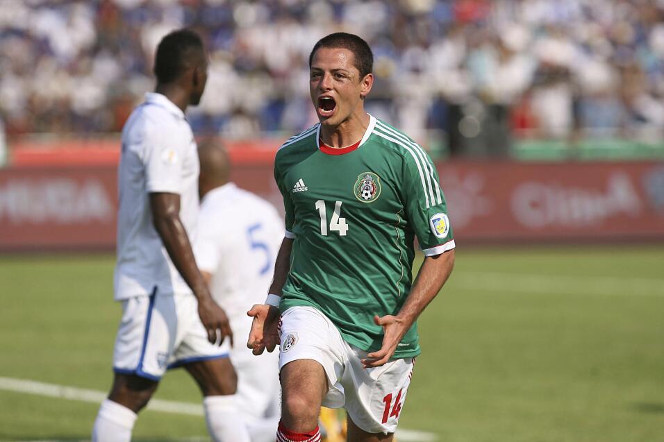 """Osorio respalda al Chicharito: """"Es injustamente criticado"""" GettyImages-1..."""